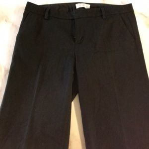 GAP Wide Leg Trouser Size 4 Like New